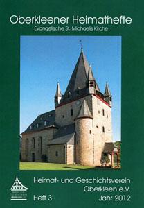 Heimatheft Kirche Oberkleen