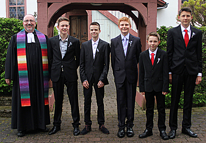 Konfirmation 2015 Eb
