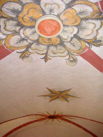 Deckenmalerei Oberkleen