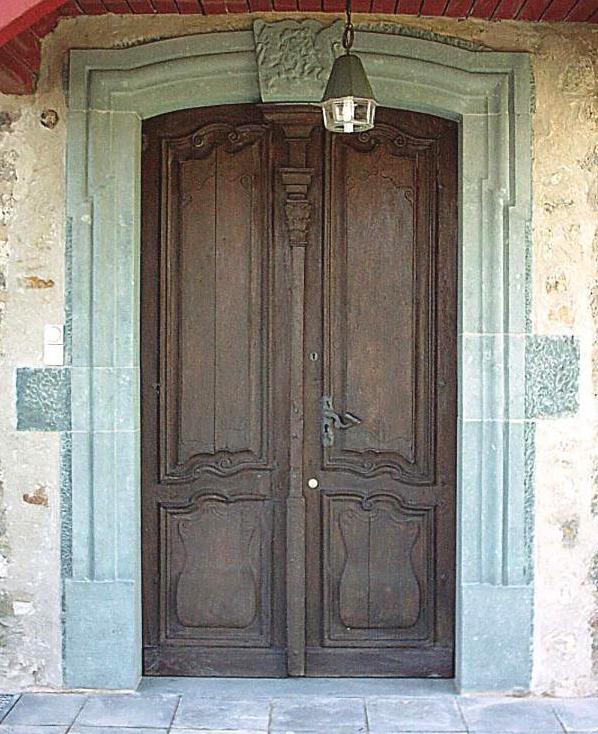 Kirchentür Oberkleen