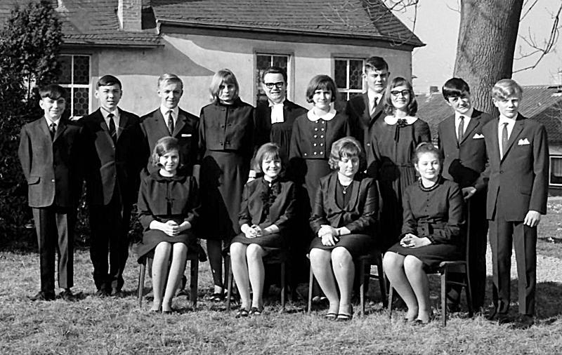 Konfirmanden 1966